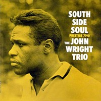 Chicago soul-jazz great John Wright warms things up for the Jazz Fest