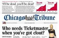 <i>Chicago Tribune</i> is outraged by the words it put in the mouths of pols and labor bosses