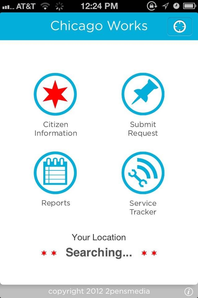 Chicago Works app screenshot