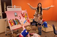What horrible things are we doing to children who learn Bible stories?