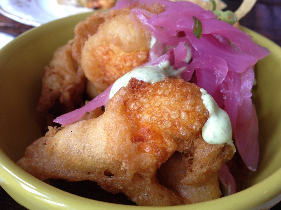 chili cheese curds