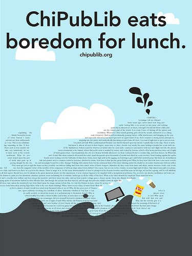 """ChiPubLib eats boredom for lunch."
