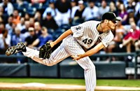 Pitching to test Ventura's mettle