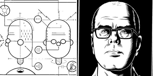 Chris Ware, Charles Burns