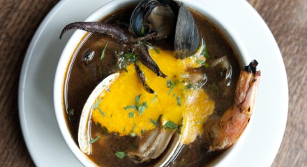 Cioppino, one of the winners at Urban Union
