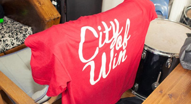 City of Win's streetwear line