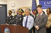 City officials say they're committed to community policing, just not to funding it