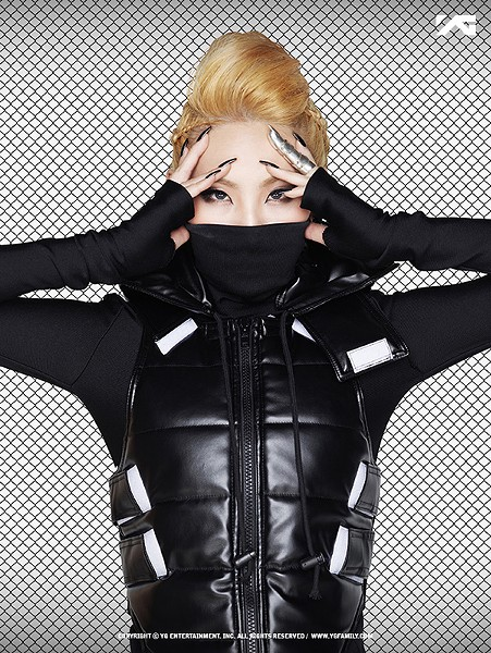 CL of K-pop group 2NE1 - COURTESY YG ENTERTAINMENT