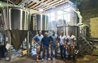 Best Local Brewery Dedicated to High-Gravity Beer