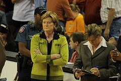 Coaching icon Pat Summitt