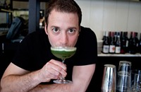 Cocktail Challenge: Stinging nettles