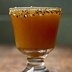 Cocktail Challenge: Za'atar