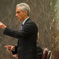 Come to the South Loop and see how Mayor Rahm's wasting your money