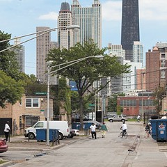 Concentrated poverty and homicide in Chicago