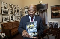 John Lewis's struggle for civil rights continues in <i>March: Book Two</i>
