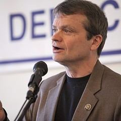 Congressman Mike Quigley: Other than Republicans in the U.S. House and the Cubs being the Cubs, things are going just fine.