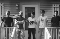 Columbus band Connections premiere a deranged new music video