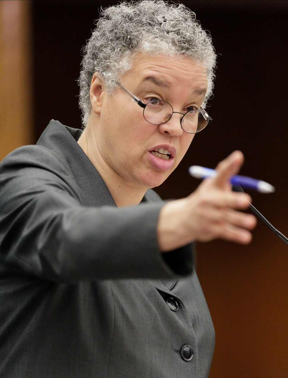 Cook County board President Toni Preckwinkle: Chicagos school closings plan is a terrible idea