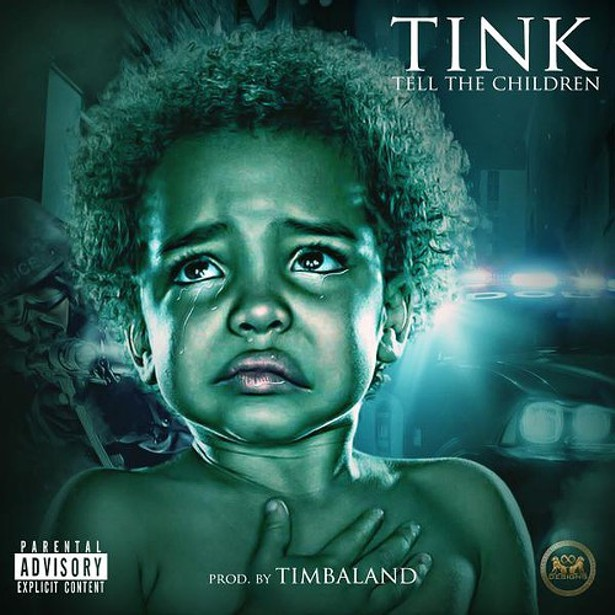 Local Rapper Tink Releases Ferguson Protest Song Tell The Children Produced By Timbaland Bleader I just text yo phone like 30 sum times in a row. local rapper tink releases ferguson
