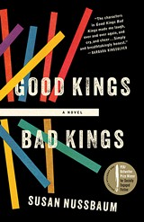 [Cover of the book Good Kings Bad Kings by Susan Nussbaum]