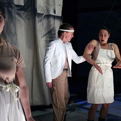 Cross-gendered and double-cast: Building Stage's Life Is a Dream