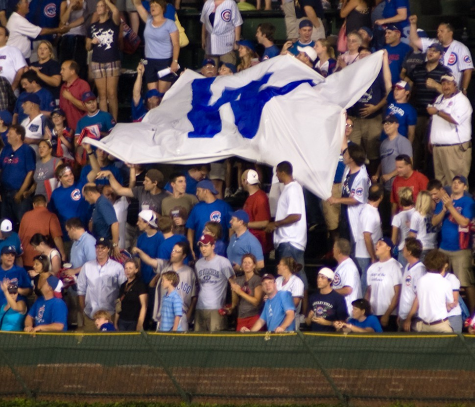 Cubs fans: We win for being more loyal, not more stupider.