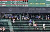 "<h2 class=""subhead"">Cubs too cold, &#10;sun too hot, <b>fans evaporating</b></h2>"