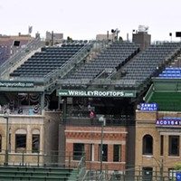 Cubs vs. rooftop owners: The most exciting game in town