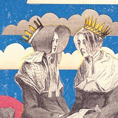 Cut, Bit, and Curious: an intimate collage show at Spudnik Press