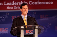 Dan Savage sticks it to Rick Santorum