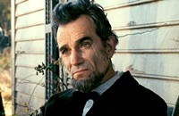Straight-Up Lincoln, and the rest of this week's movies
