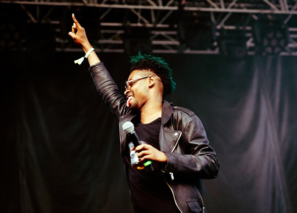 Danny Brown - ALISON GREEN