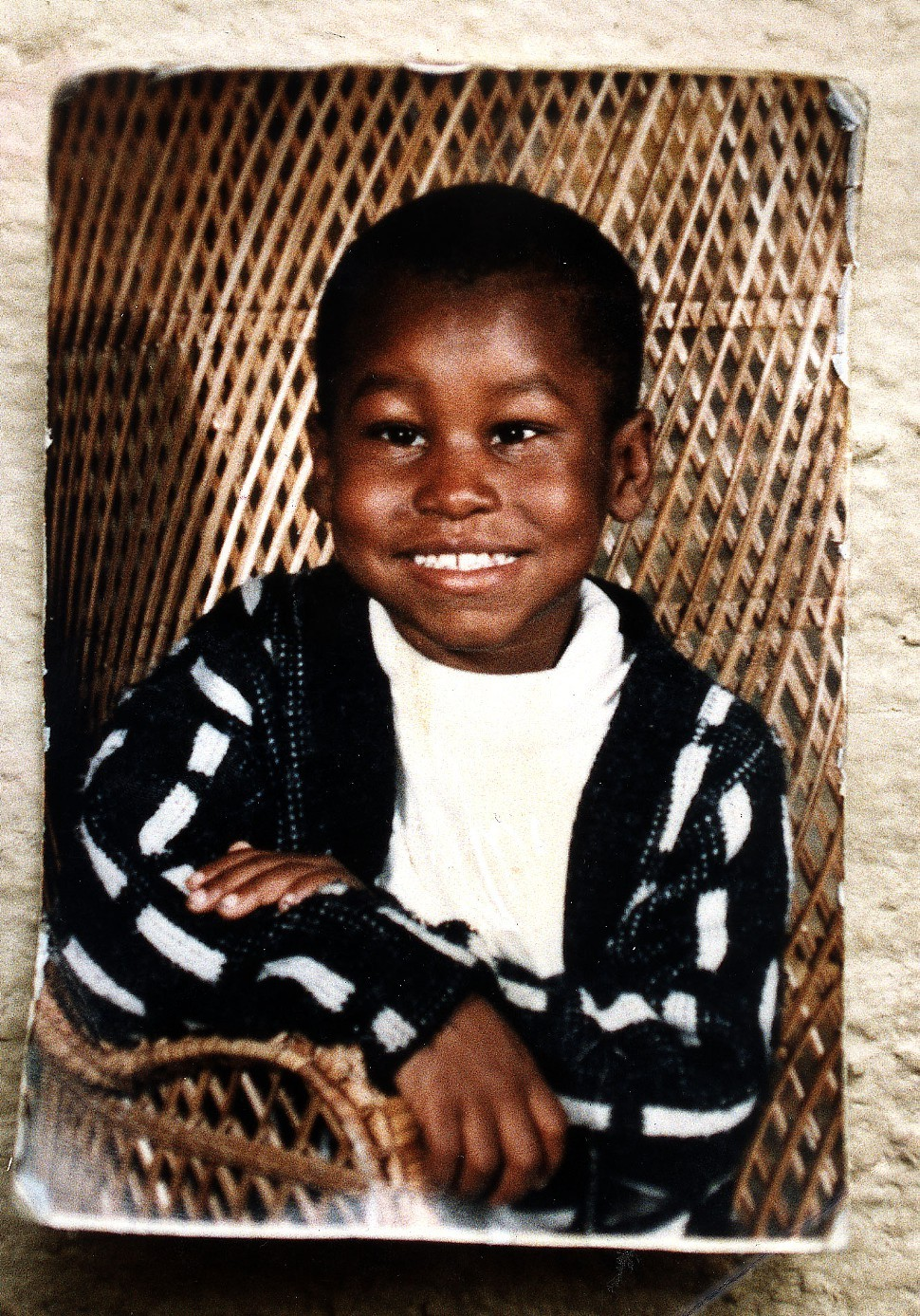 Dantrell Davis, killed by a sniper on his way to school in 1992 at the age of 7