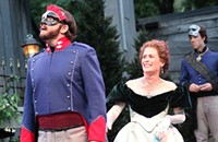 Field and DEET: <i>Much Ado</i> at Wisconsin's American Players Theatre