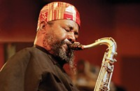 Saxophonist David S. Ware, sound and vision