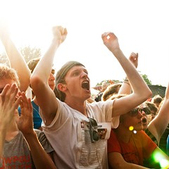 Day two: Pitchfork Music Festival coverage strikes back