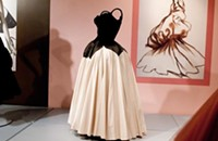 Department of short memory: The original Charles James exhibit
