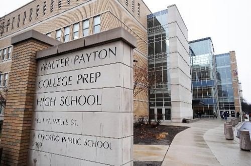 Did Rauner use his influence to get his daughter into Chicagos highest-rated school?