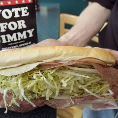 Did you read about Saint Louis protests, Jimmy John's, and Derrick Rose?