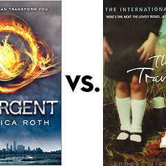 Divergent vs. The Time Traveler's Wife: Greatest Chicago Book Tournament round one
