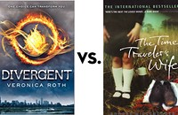<i>Divergent</i> vs. <i>The Time Traveler's Wife</i>: Greatest Chicago Book Tournament round one