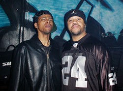 DJ Funk and DJ Assault