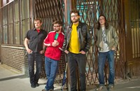 Best shows to see: Dumpster Babies, Wolf Eyes, Coppice