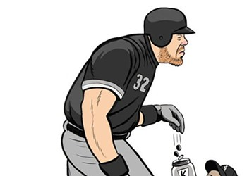 Dunn still frustrated (and frustrating) but not as much as the White Sox as a team