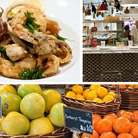 Eataly: The restaurant review