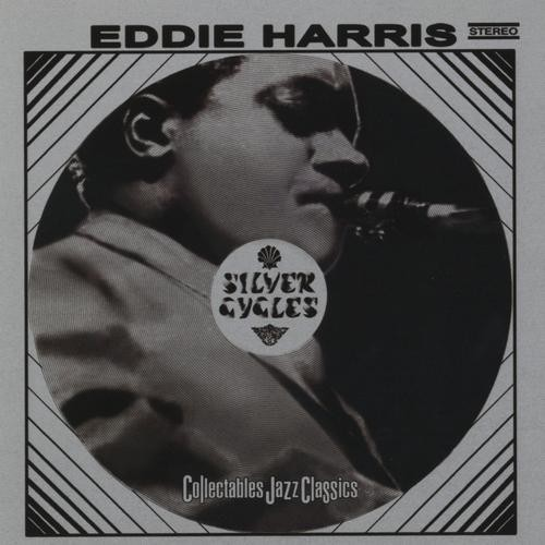 Eddie Harriss Silver Cycles