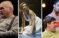 Eight faves, six stars, and a horror: 2012 in theater