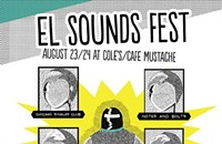 ElSounds Fest hosts a massive lineup of local music this weekend