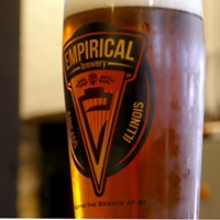 Empirical Brewery hits the market hard with its IBU Overload IPA