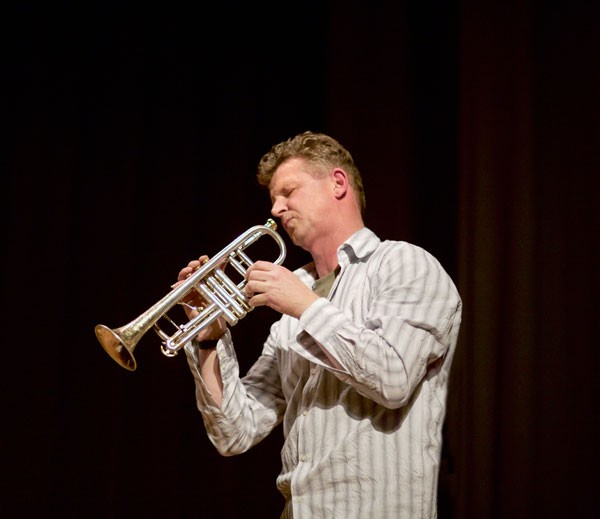 Eric Boeren plays at the Cultural Center on Wed 11/6. - MICHAEL JACKSON